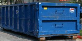 Jakie kontenery na gruz wybrać po remoncie mieszkania?